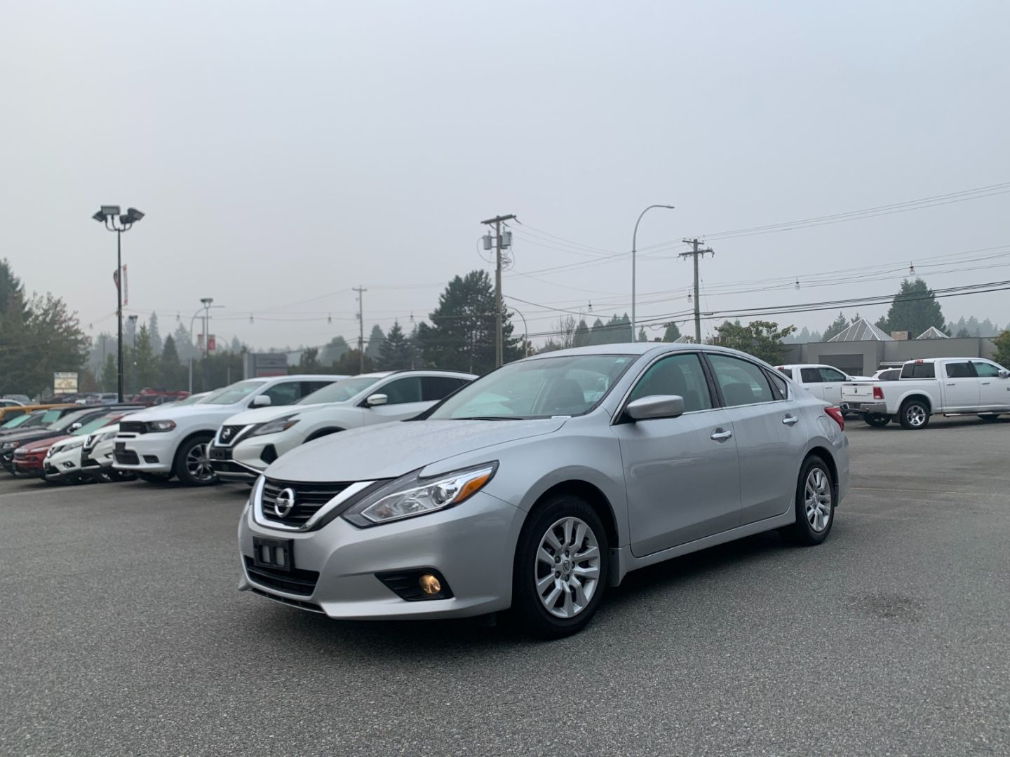 2017 Nissan Altima 2.5 for sale in Surrey, British Columbia