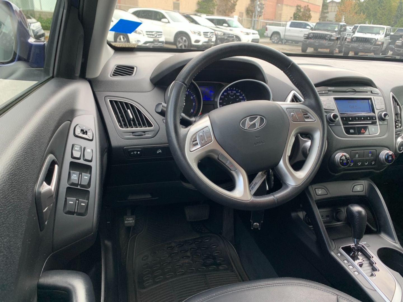 2013 Hyundai Tucson GLS for sale in Surrey, British Columbia