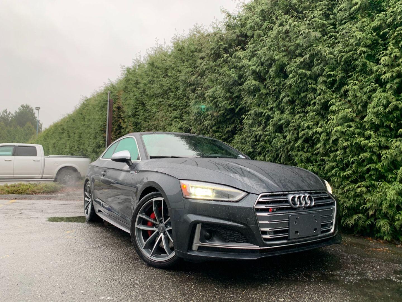 Used 2018 Audi S5 Coupe Technik 21rm2490a Surrey British Columbia Go Auto