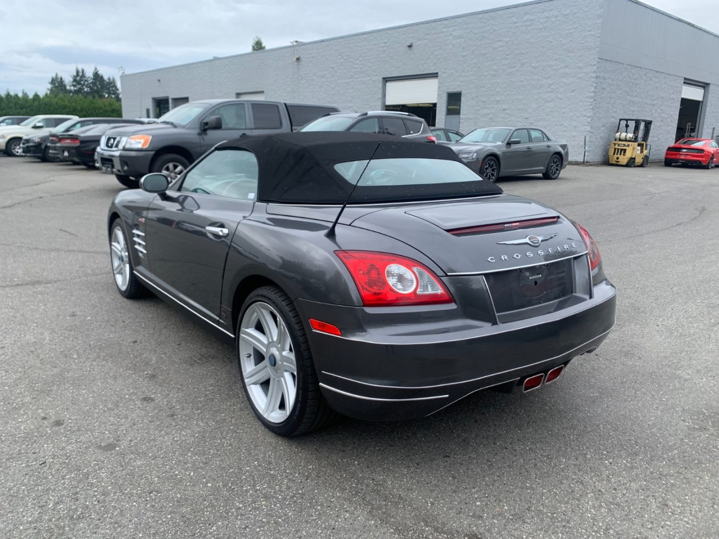 2005 Chrysler Crossfire Limited for sale in Surrey, British Columbia