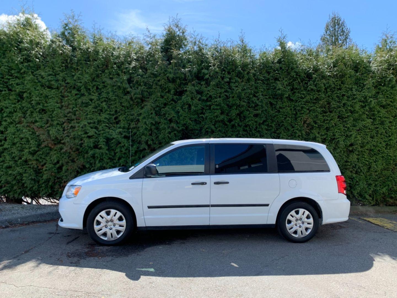 2017 Dodge Grand Caravan Canada Value Package for sale in Surrey, British Columbia