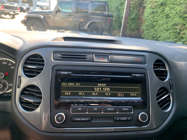 2012 Volkswagen Tiguan Comfortline for sale in Surrey, British Columbia