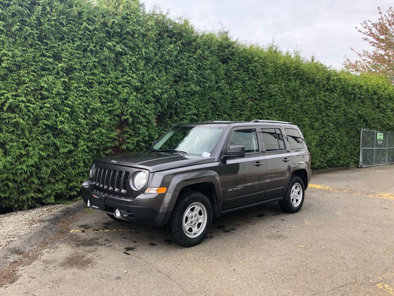 2016 Jeep Patriot North for sale in Surrey, British Columbia