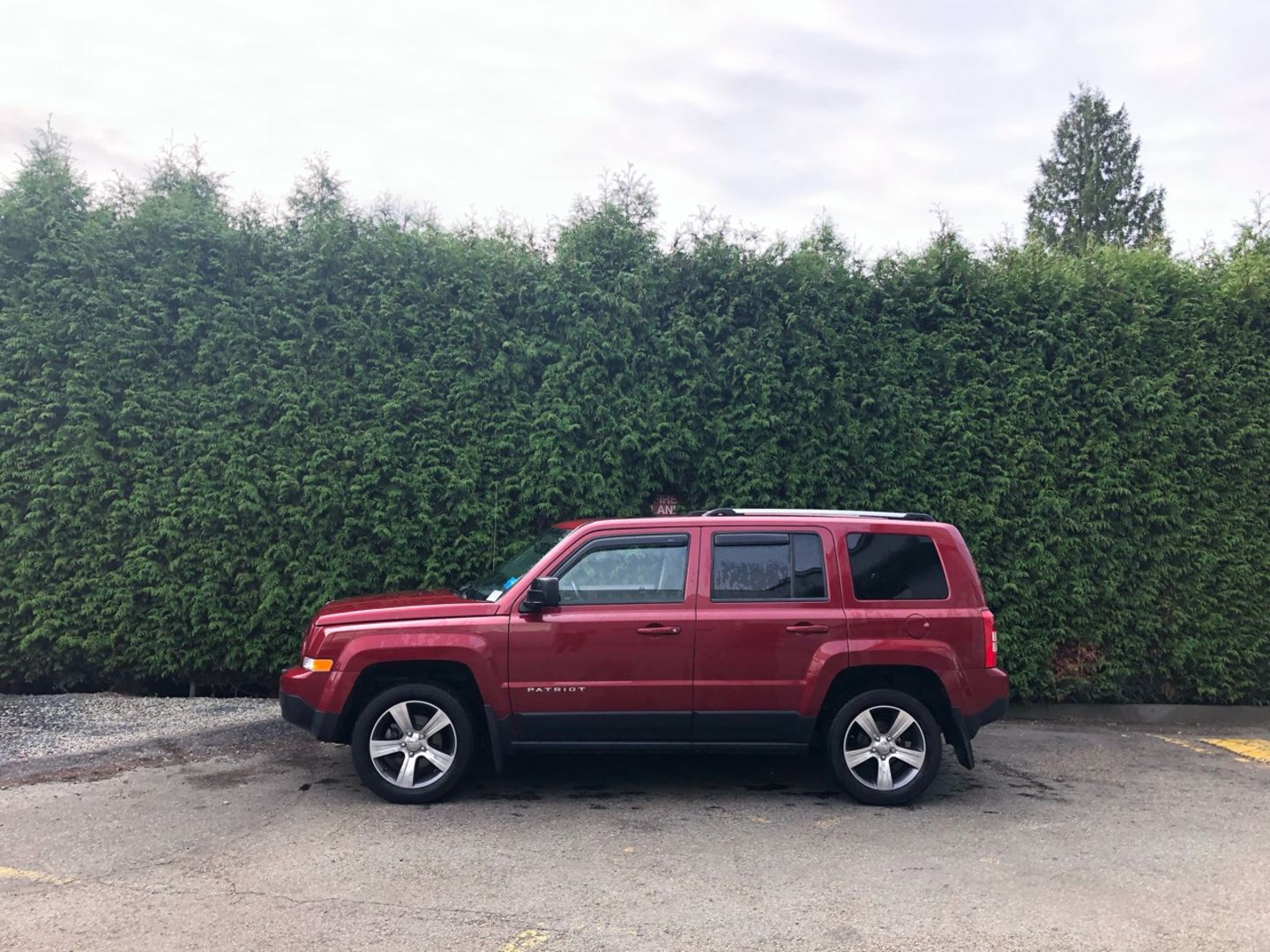 2016 Jeep Patriot High Altitude for sale in Surrey, British Columbia