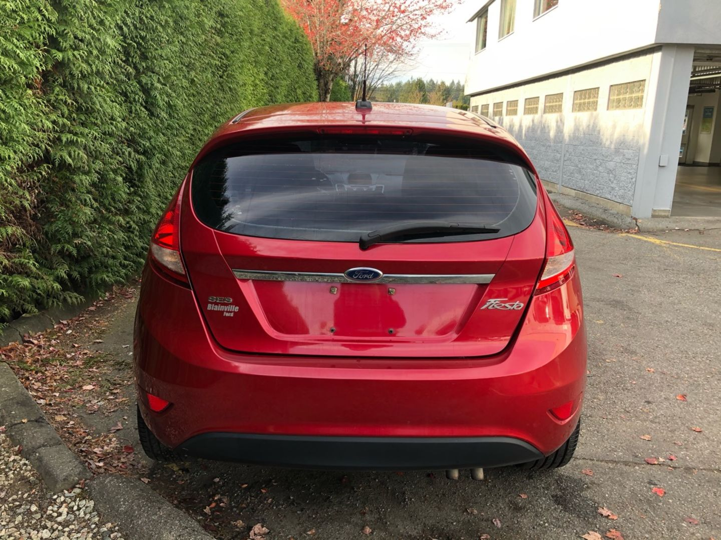 2011 Ford Fiesta SES for sale in Surrey, British Columbia