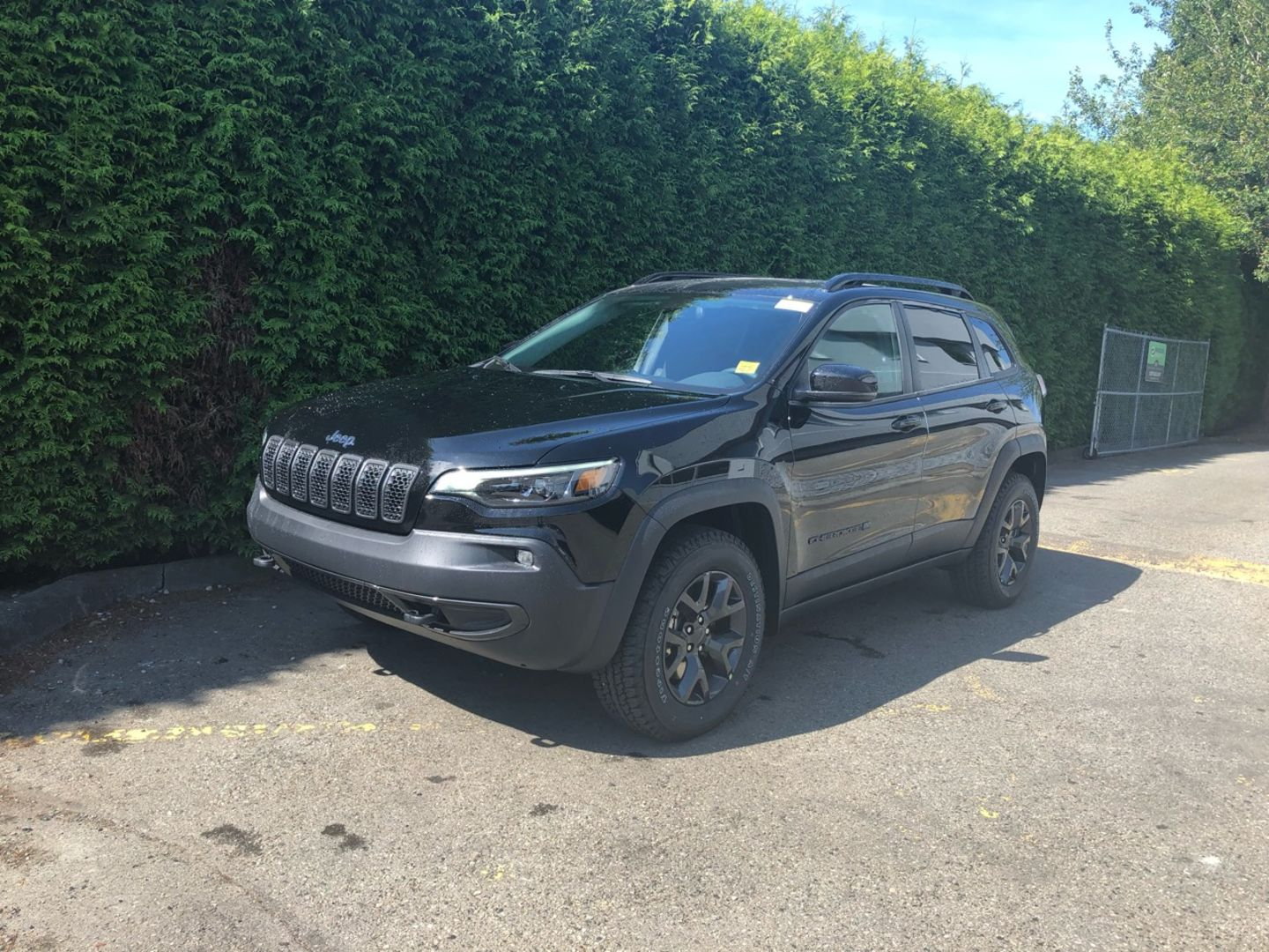 2019 Jeep Cherokee Upland for sale in Surrey, British Columbia