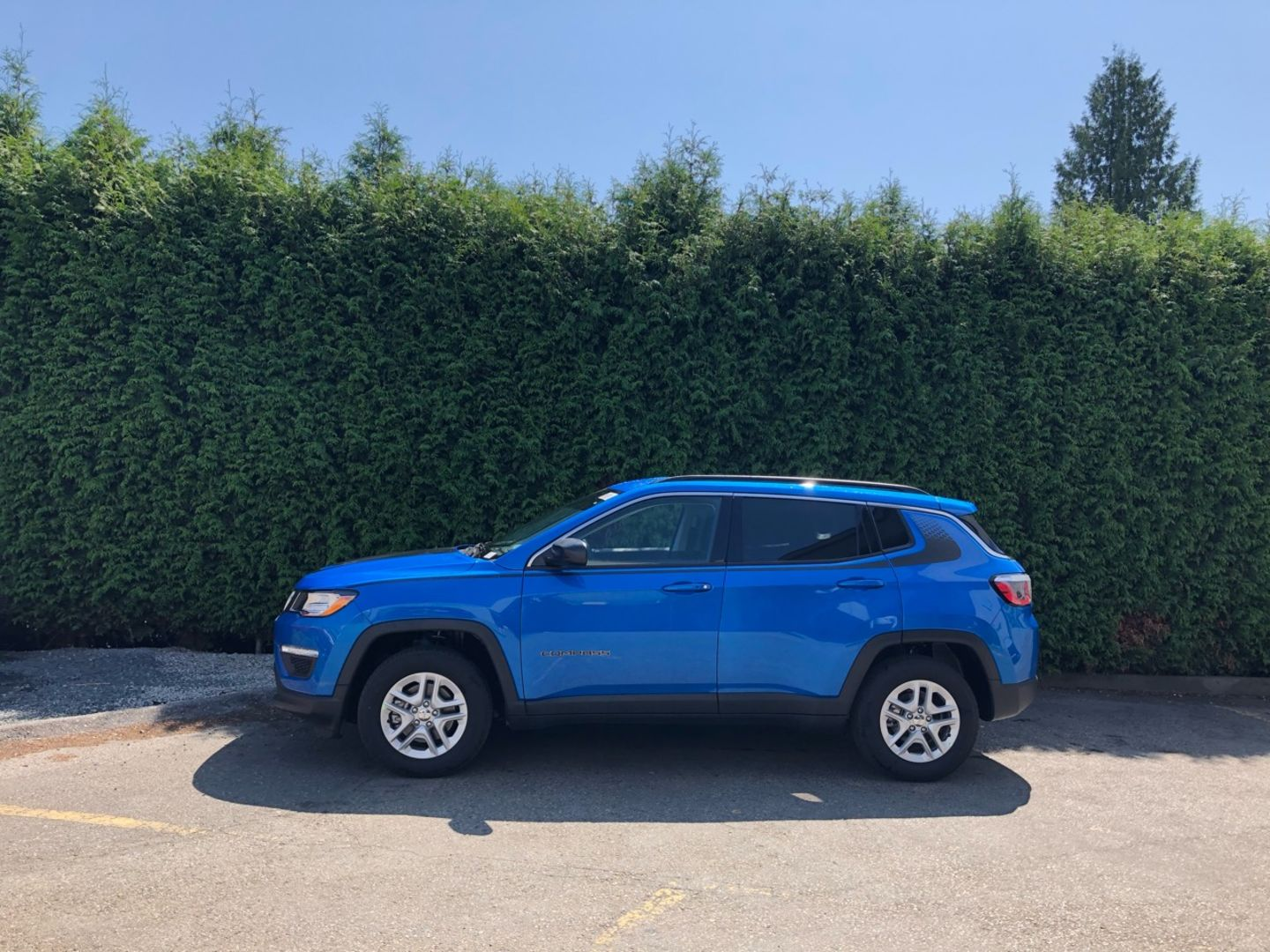 2019 Jeep Compass Sport for sale in Surrey, British Columbia