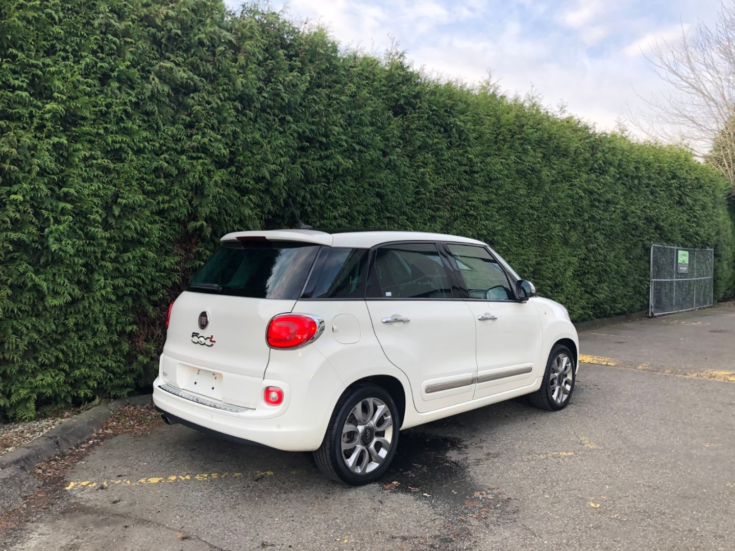 2015 FIAT 500L Lounge for sale in Surrey, British Columbia