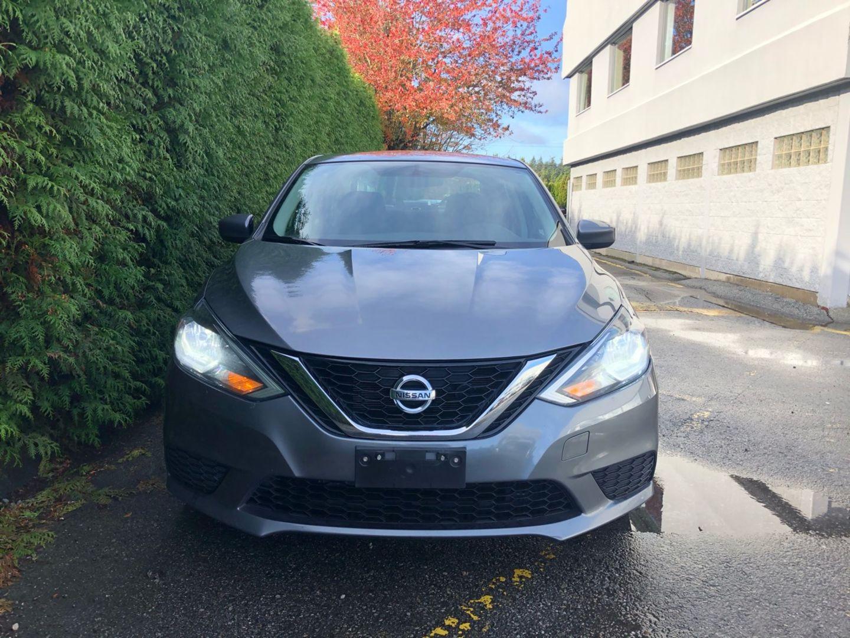 2016 Nissan Sentra SV for sale in Surrey, British Columbia