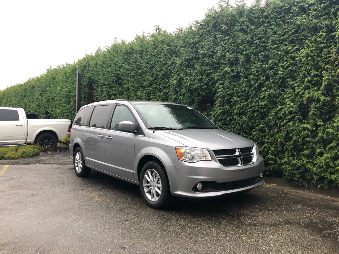 2019 Dodge Grand Caravan SXT Premium Plus for sale in Surrey, British Columbia