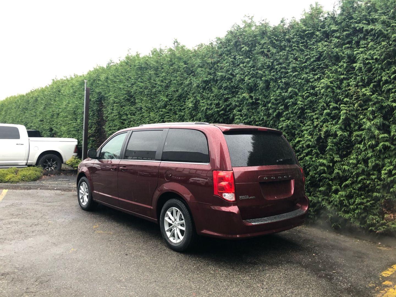 2019 Dodge Grand Caravan SXT Premium Plus for sale in Surrey, British Columbia