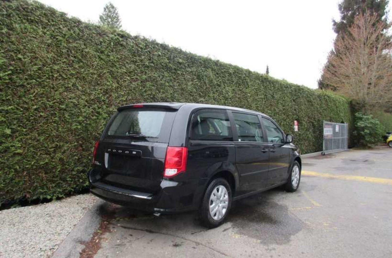 2019 Dodge Grand Caravan Canada Value Package for sale in Surrey, British Columbia
