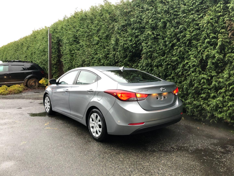 2015 Hyundai Elantra GL for sale in Surrey, British Columbia