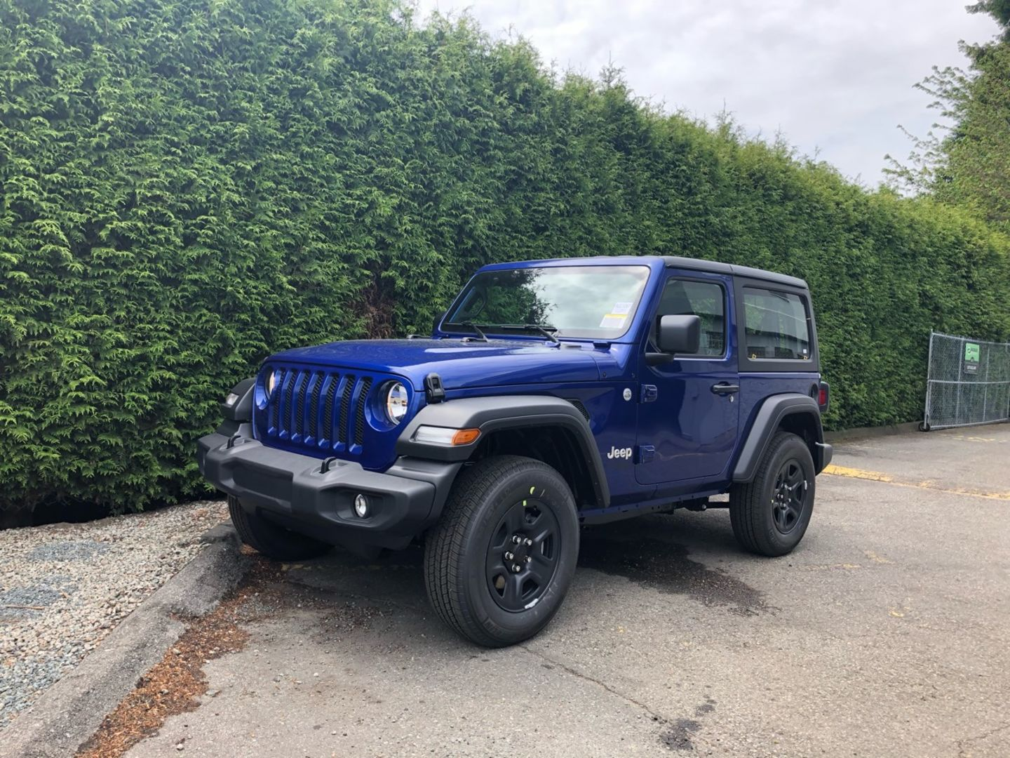 2019 Jeep Wrangler Sport for sale in Surrey, British Columbia