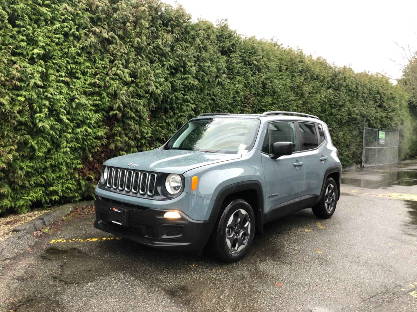 2018 Jeep Renegade Sport for sale in Surrey, British Columbia