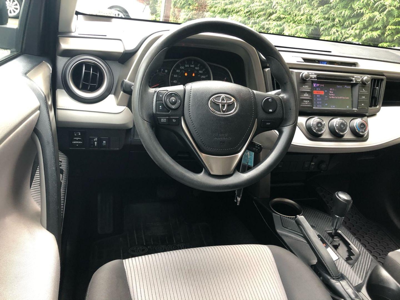2013 Toyota RAV4 LE for sale in Surrey, British Columbia