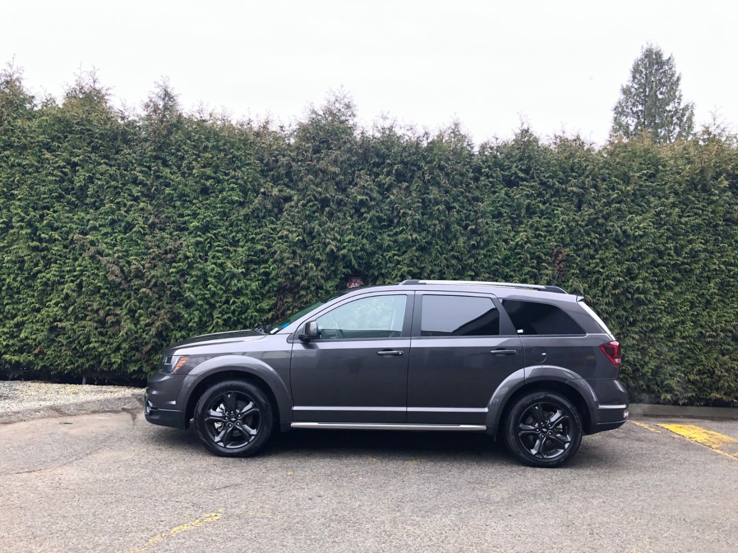 2019 Dodge Journey Crossroad for sale in Surrey, British Columbia