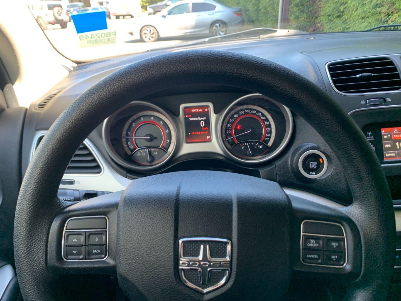2017 Dodge Journey Canada Value Pkg for sale in Surrey, British Columbia