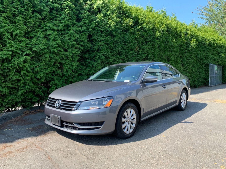 2014 Volkswagen Passat Trendline for sale in Surrey, British Columbia