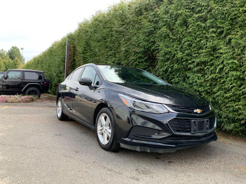 2018 Chevrolet Cruze LT for sale in Surrey, British Columbia