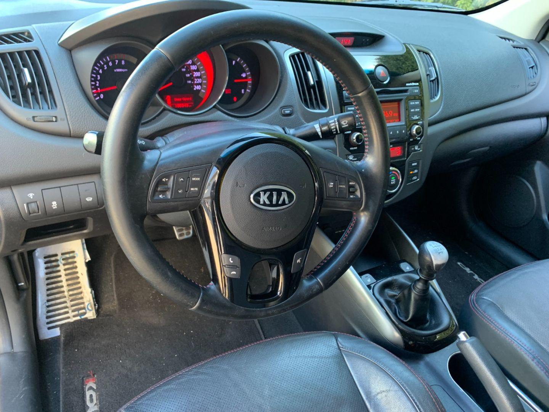 2013 Kia Forte Koup SX for sale in Surrey, British Columbia