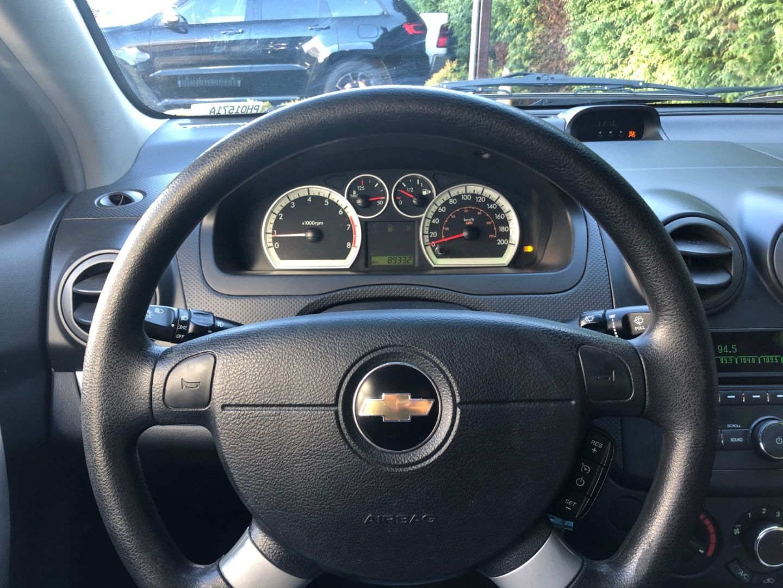 2011 Chevrolet Aveo LT for sale in Surrey, British Columbia