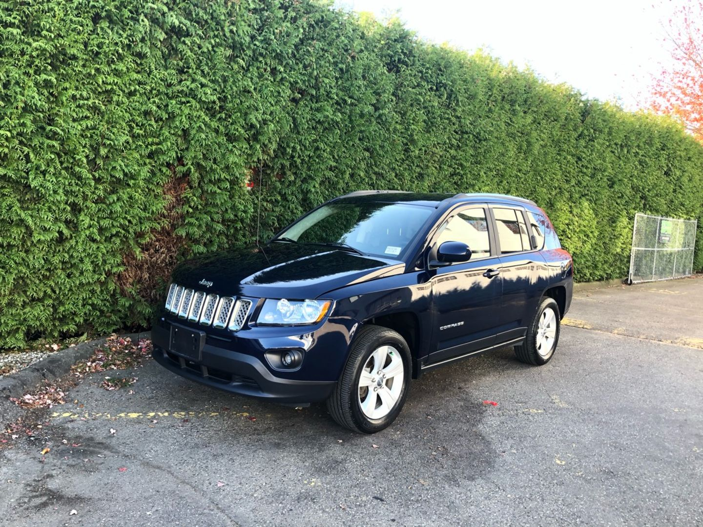 2014 Jeep Compass North for sale in Surrey, British Columbia