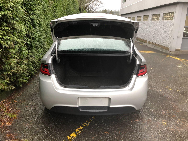 2013 Dodge Dart SXT for sale in Surrey, British Columbia