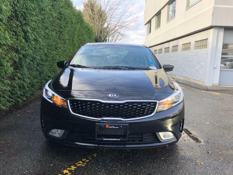 2018 Kia Forte LX+ for sale in Surrey, British Columbia