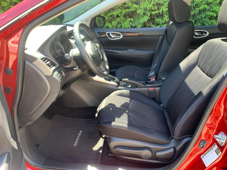 2018 Nissan Sentra SV for sale in Surrey, British Columbia