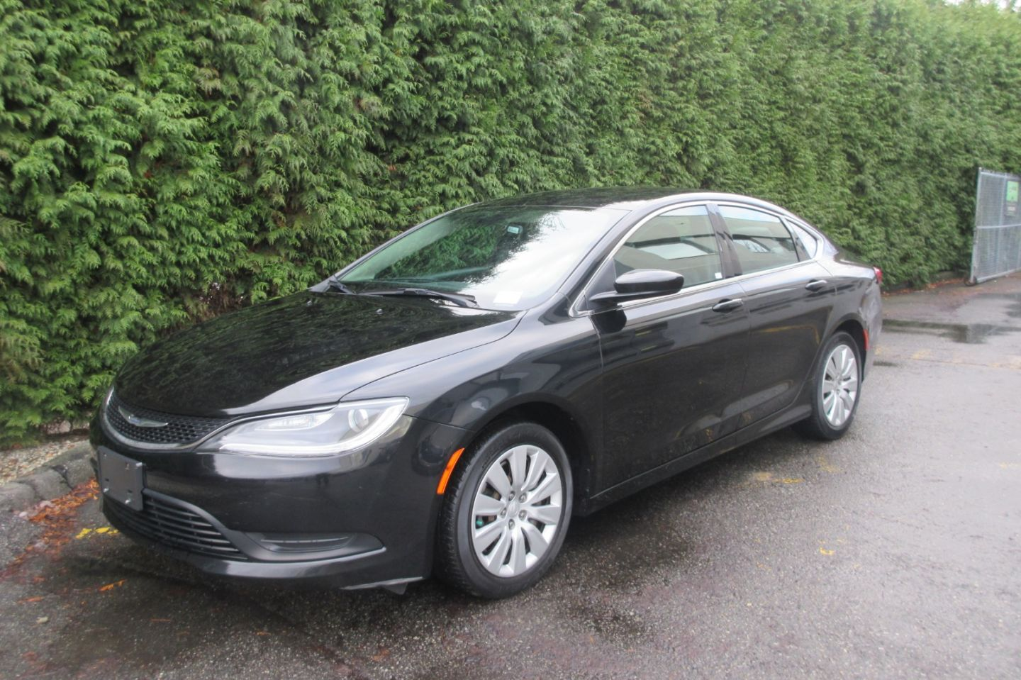 2016 Chrysler 200 LX for sale in Surrey, British Columbia