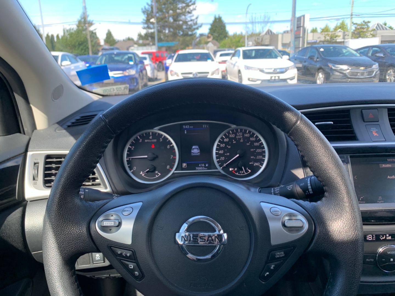 2019 Nissan Sentra SV for sale in Surrey, British Columbia