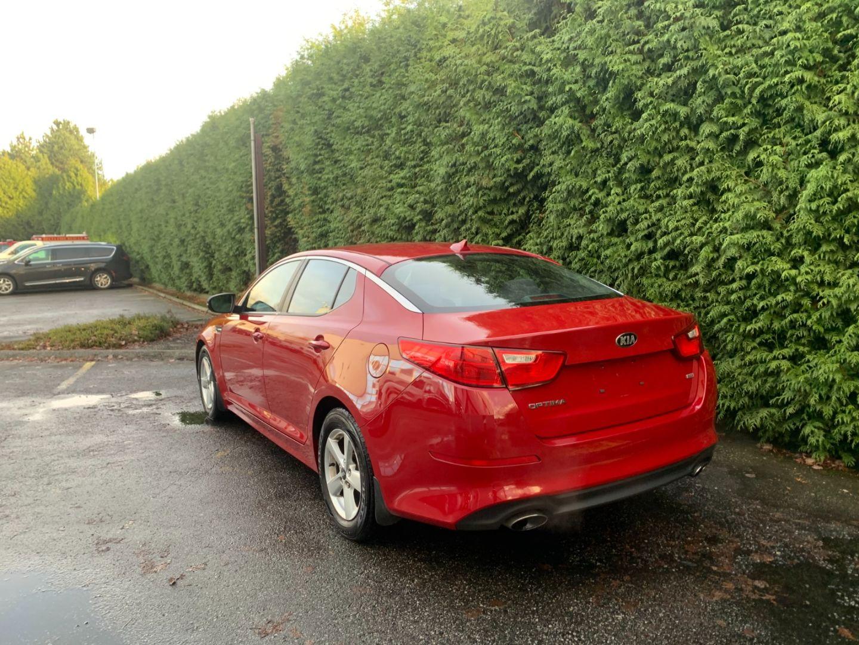 2015 Kia Optima LX for sale in Surrey, British Columbia