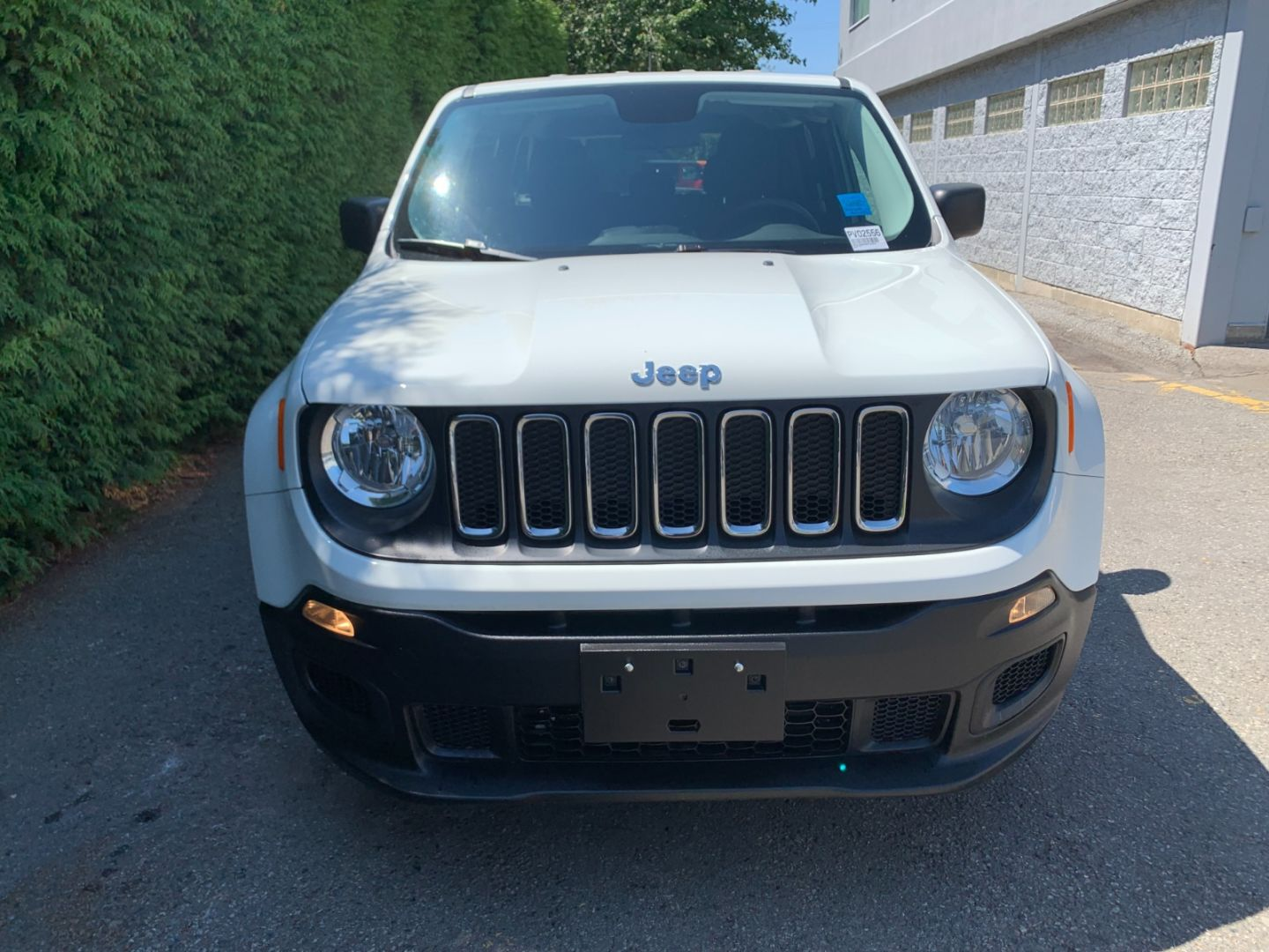 2016 Jeep Renegade Sport for sale in Surrey, British Columbia