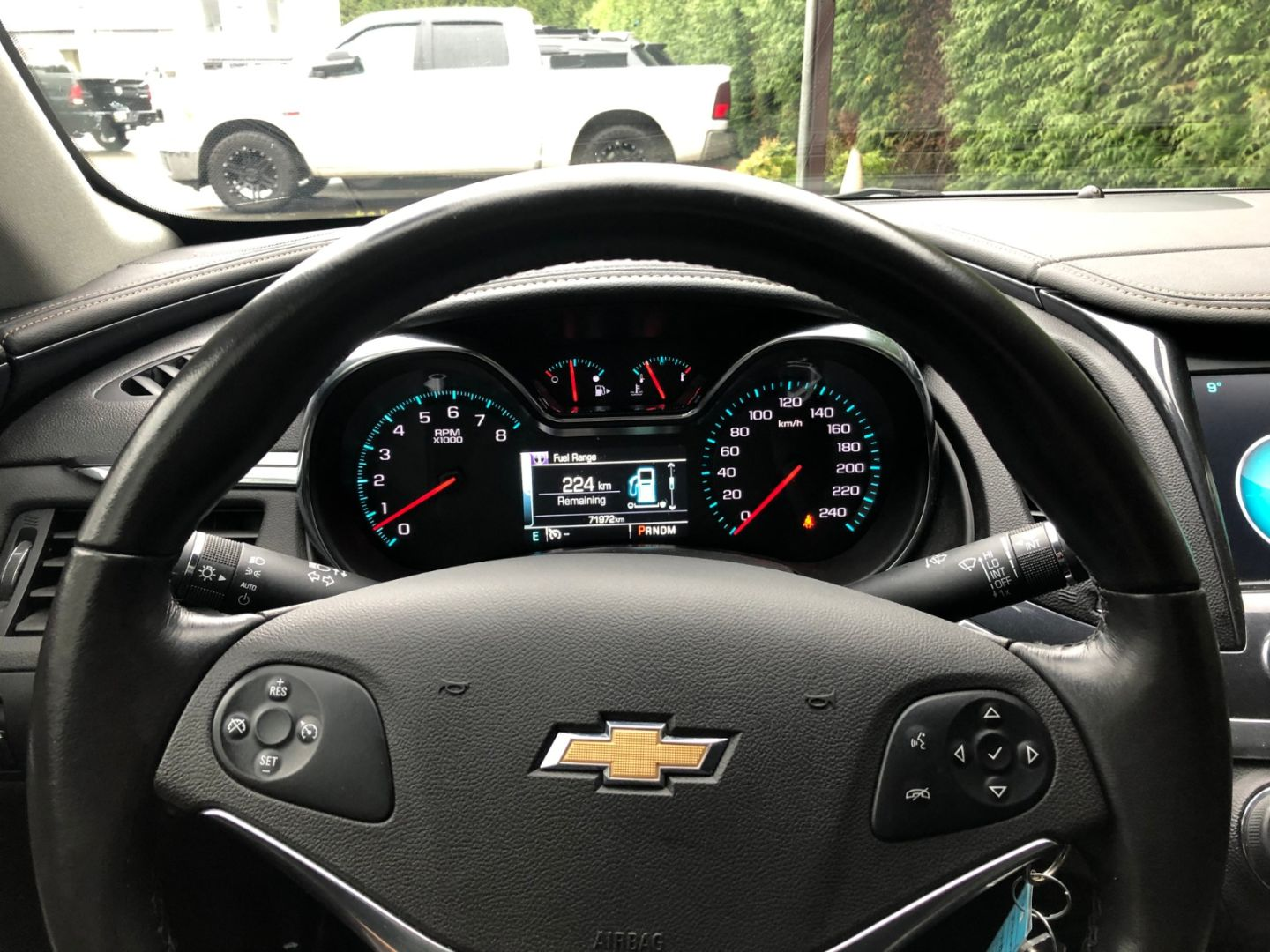 2016 Chevrolet Impala LT for sale in Surrey, British Columbia