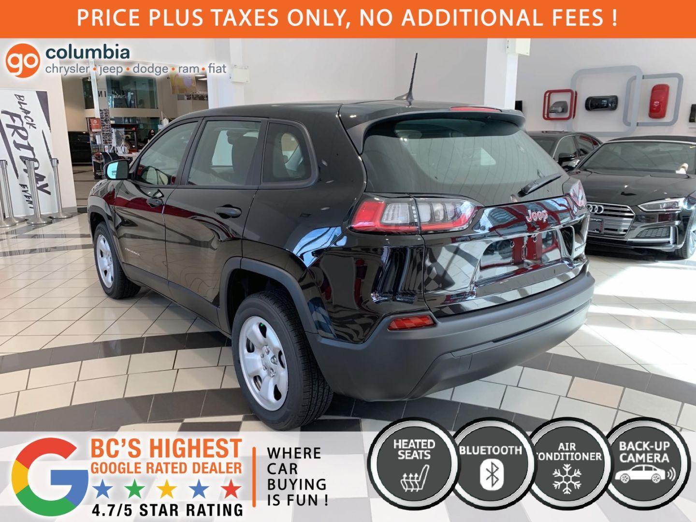 2021 Jeep Cherokee Sport for sale in Richmond, British Columbia