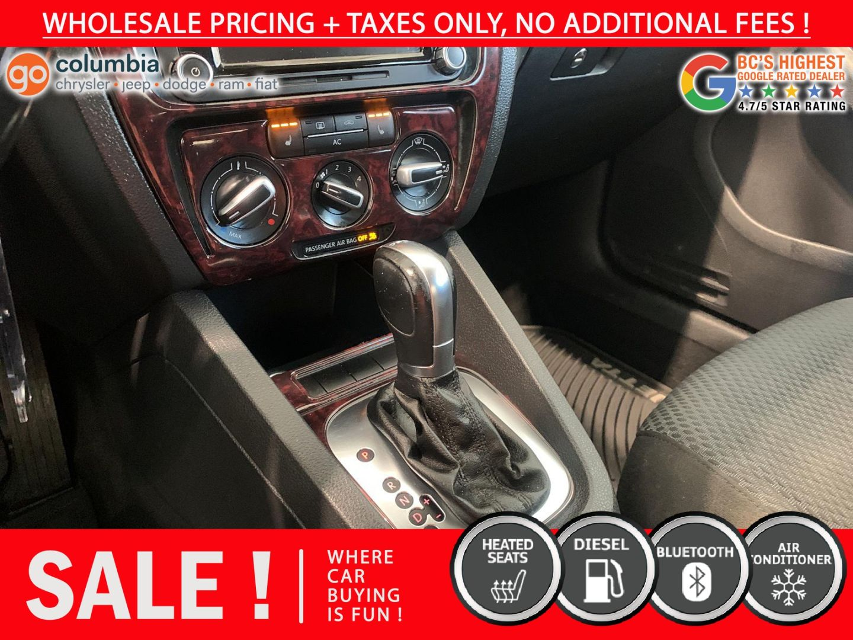 2011 Volkswagen Jetta Sedan Comfortline for sale in Richmond, British Columbia