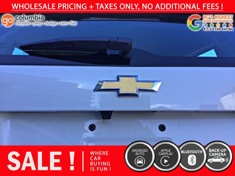 2020 Chevrolet Spark LT for sale in Richmond, British Columbia