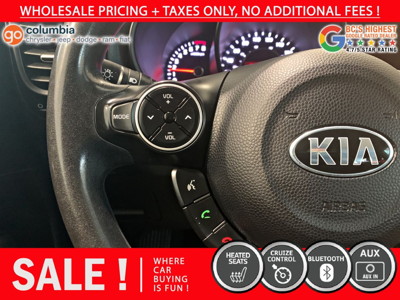 2015 Kia Soul EX for sale in Richmond, British Columbia