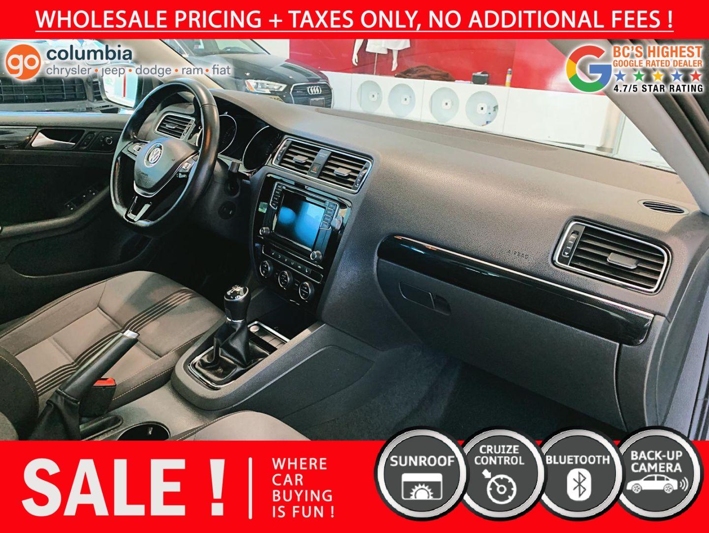 2017 Volkswagen Jetta Sedan Wolfsburg Edition for sale in Richmond, British Columbia