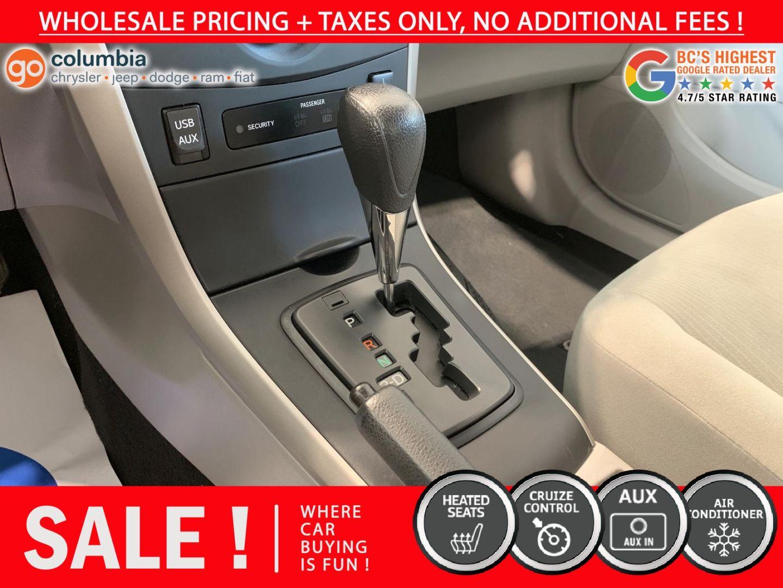 2013 Toyota Corolla CE for sale in Richmond, British Columbia
