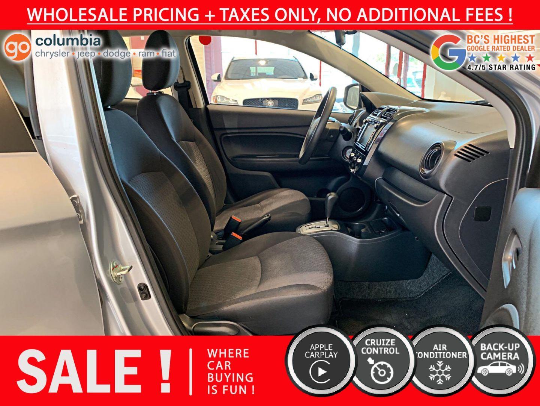 2019 Mitsubishi Mirage ES for sale in Richmond, British Columbia
