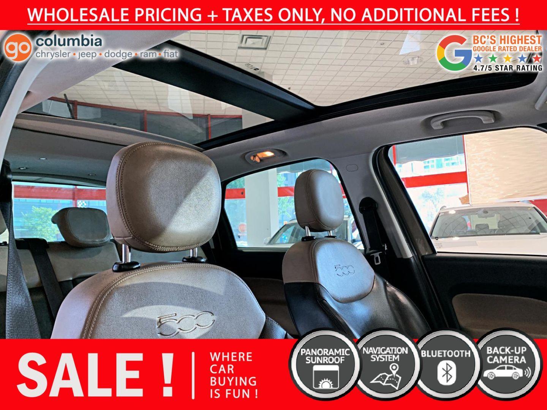 2015 FIAT 500L Lounge for sale in Richmond, British Columbia