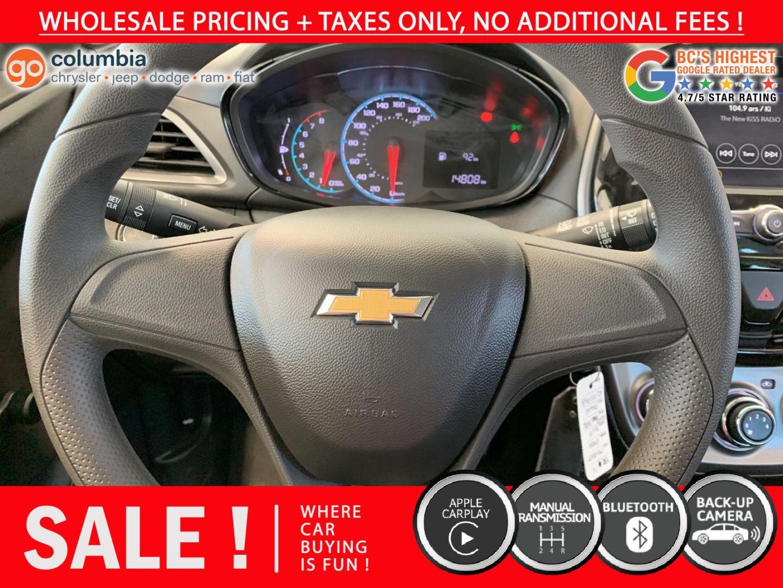 2019 Chevrolet Spark LS for sale in Richmond, British Columbia