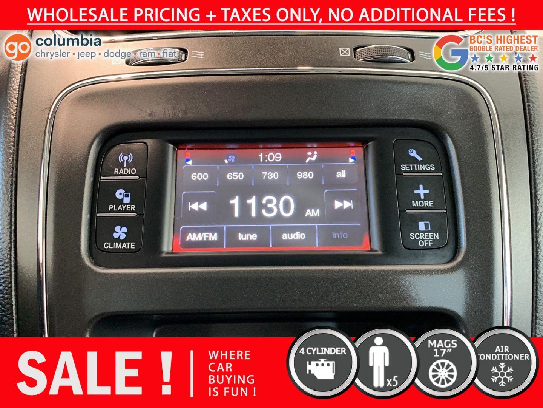2016 Dodge Journey Canada Value Pkg for sale in Richmond, British Columbia