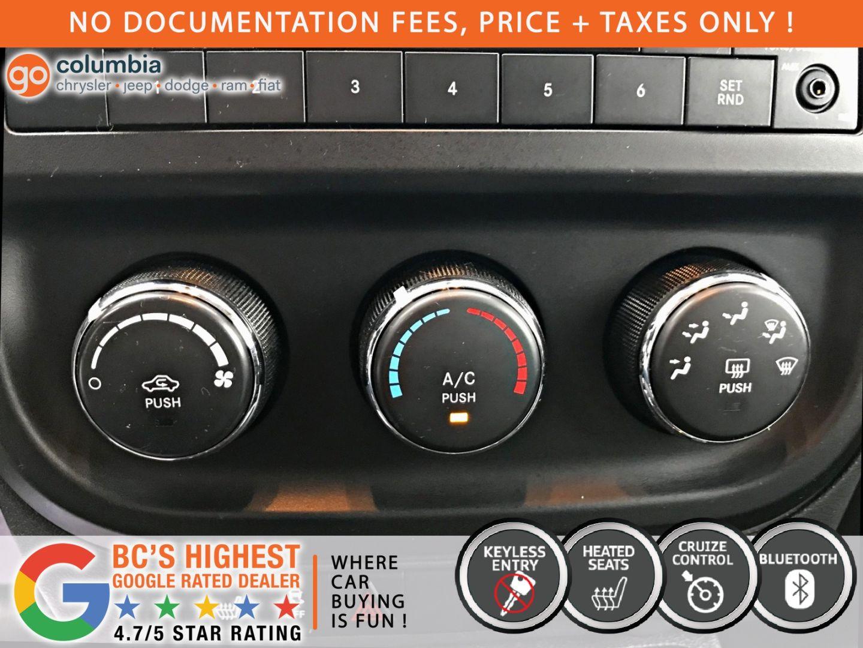 2012 Jeep Compass Sport for sale in Richmond, British Columbia