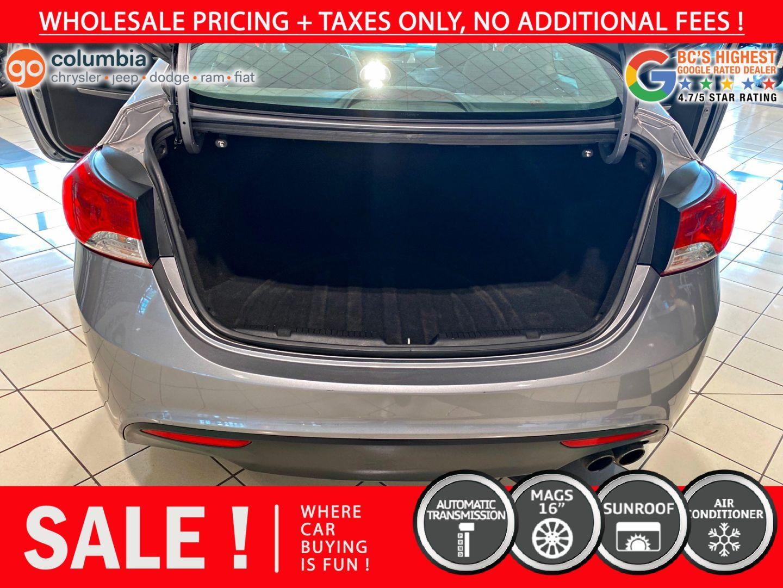 2013 Hyundai Elantra Coupe GLS for sale in Richmond, British Columbia