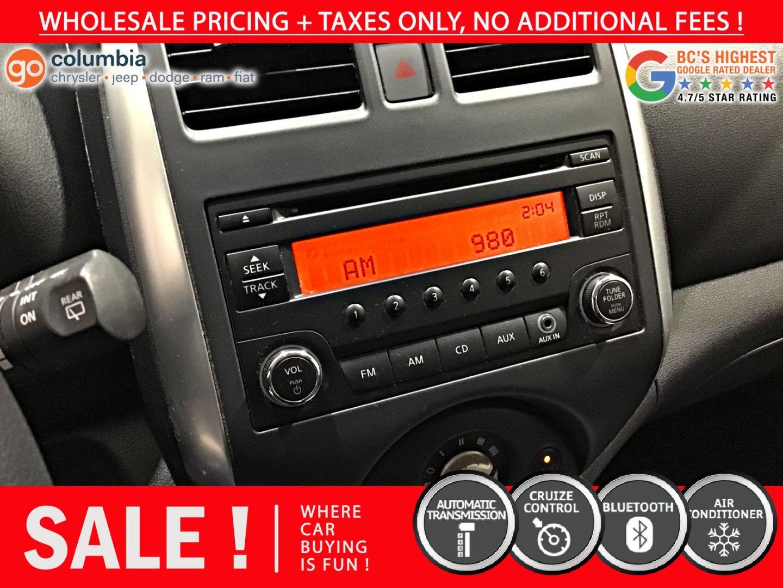 2018 Nissan Micra  for sale in Richmond, British Columbia