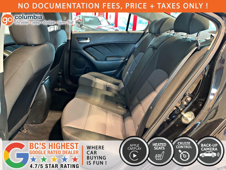 2018 Kia Forte LX for sale in Richmond, British Columbia