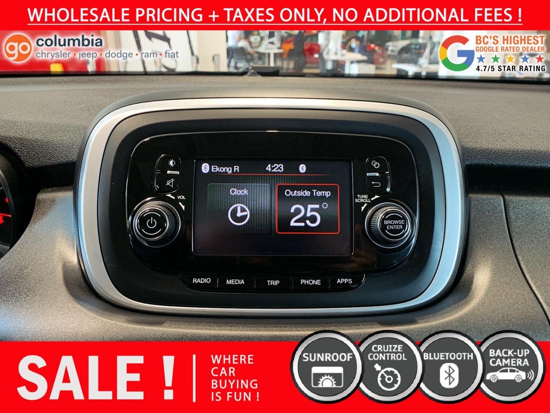 2017 FIAT 500X Trekking for sale in Richmond, British Columbia